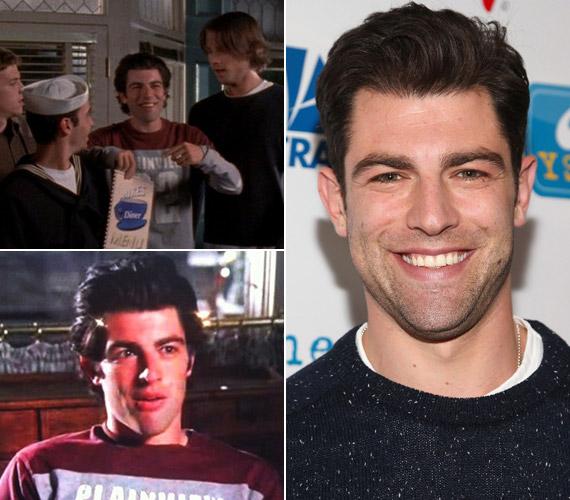 Max Greenfield mostanában leginkább Az új lány sorozatban látható, ám az első szerepei között volt a Szívek szállodája is, amiben Lucast alakította, Dean egyik barátját.