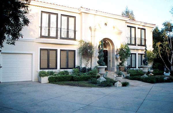 Az Osbournes villa