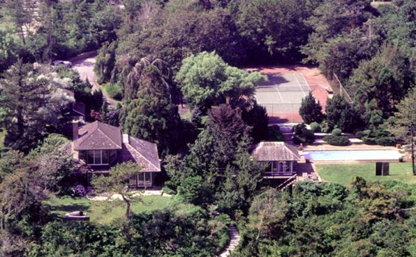 Ralph Lauren háza Long Island-en