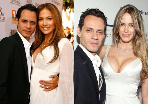 Marc Anthony is exéhez, Jennifer Lopezhez hasonló párt választott, miután szétmentek: Shannon de Lima olyan, mintha az énekesnő húga lenne.