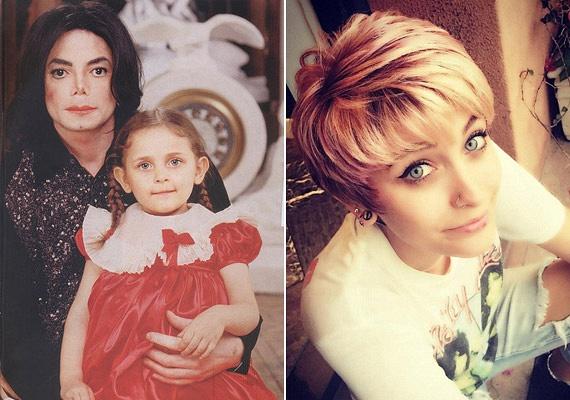 Michael Jackson egyetlen lánya, Paris is gyönyörű nővé cseperedett édesapja korai halála óta. A 18 éves sztárcsemete a pop királyához hasonlóan a zene nagy szerelmese.