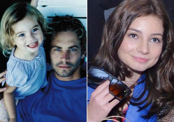 A 2013-ban autóbalesetben elhunyt Paul Walker is hátrahagyott egy gyönyörű kislányt: az apja kék szemeit öröklő Meadow most lett 18 éves, és szabadidejében jótékonykodik.