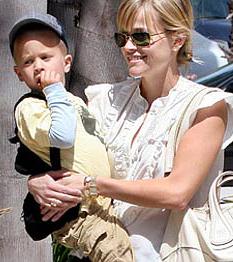 Reese és kisfia