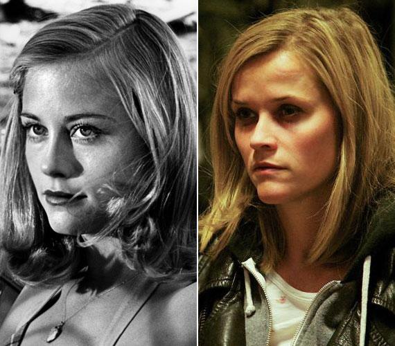 Az ártatlan külső szenvedélyes nőt takar - Cybill Shepherd, a Taxisofőr és A simlis és a szende egykori bombázója és Reese Witherspoon egymás tükörképei. Életkorban 26 év van köztük, Cybill Shepherd 1950-ben, Reese Witherspoon pedig 1976-ban született.