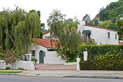 Beverly D'Angelo rejtőzködő háza