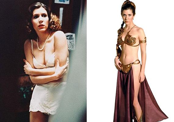 15 kilót kellett ledobnia a 19 éves színésznőnek a szerep kedvéért, ami híressé tette. Akkor úgy gondolta, hogy hozzá tartozik Hollywoodhoz, hogy a rendezők ráerőszakolják a színésznőkre a fogyást - ma már persze nem vállalná be.
