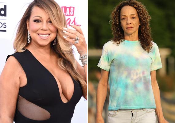 Mariah Carey évekig próbált segíteni testvérén, Alison Jae Donnellyn, aki azonban minden tőle kapott centet drogokra költött. Még a rehabilitációs központból is megszökött, aztán egy ideig prostituáltként tengette a napjait.