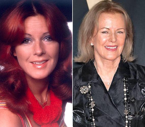 Anni-Frid Lyngstad norvég származású svéd énekesnő az ABBA formáció tagjaként volt ismert a hetvenes és nyolcvanas években. Miután a banda feloszlott, még szólóban folytatta, de 1997-ben végleg visszavonult a zeneipartól, és nem is szándékozik oda visszatérni, így ritkán mutatkozik a nagyközönség előtt. Leginkább környezetvédelmi témákban hallatja a hangját. November 15-én ünnepli a születésnapját.