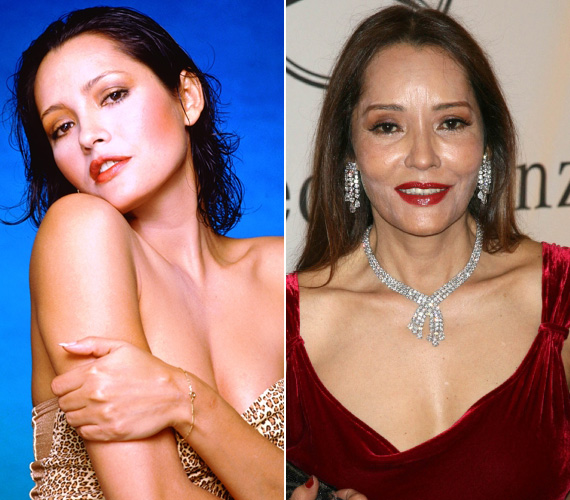 Barbara Carrera nicaraguai származású színésznőre két szerep miatt emlékszik a világ: az 1983-as James Bond film, a Soha ne mondd, hogy soha dögös Fatima Blushának megformálása miatt, illetve hogy ő játszotta Angelica Nerót a Dallas sorozatban. A sztár háromszor elvált, gyermeke nem született, 2004-ben forgatott utoljára. December 31-én lesz 70 éves.