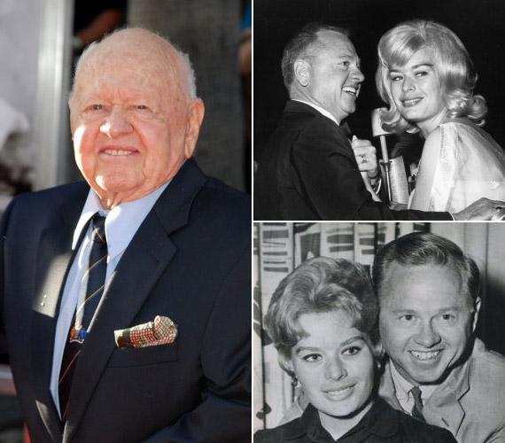 Mickey Rooney színész feleségét, Barbara Ann Thomasont a nő szeretője, Milos Milosevic - Alan Delon testőre - ölte meg féltékenységében, majd tettét követően végzett önmagával is.