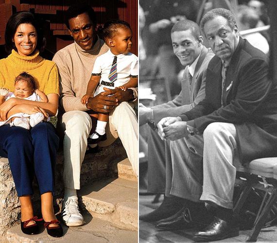Bill Cosby az örök komédiás, aki vígjátékaiban mindig megnevetteti az embert. Feleségével példás családi életet élnek már 50 éve, Camille Olivia Hankset 1964-ben vette el, aki öt gyermeket szült neki. Ám az ő élete sem mentes a tragédiáktól: legkisebb fiát, Ennist 1997-ben, 27 éves korában a Los Angelesbe vezető főút mentén lőtték főbe, miközben éppen kereket cserélt, és ki akarták rabolni. A tettest hamarosan elfogták, egy 18 éves ukrán emigráns volt, akit egy évvel később életfogytiglani börtönre ítéltek gyilkosságért és rablási kísérletért.