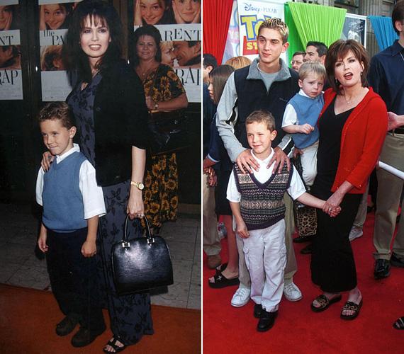 Marie Osmond énekes-színésznőnek három házasságból - de ebben kétszer ugyanahhoz a férfihoz ment hozzá - három gyermeke született, emellett pedig férjével, Brian Blosillal örökbe fogadtak két fiút és három lányt. Közülük Michael fia 19 éves korában, 2010. február 26-án öngyilkosságot követett el: leugrott egy Los Angeles-i épület nyolcadik emeletéről. Mint kiderült, 12 éves kora óta depressziótól szenvedett, kezelésre is járt. A boncolás nem mutatott ki semmilyen drogot a szervezetében.
