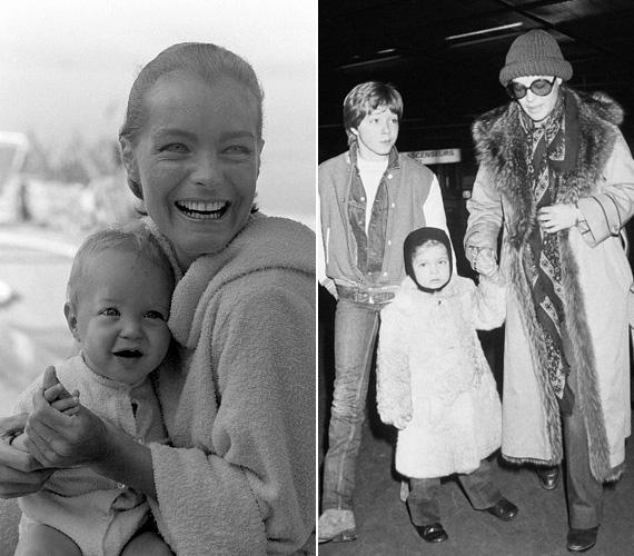 Romy Schneider nem volt szerencsés a párkapcsolataiban: Alain Delonnal se vele, se nélküle kapcsolatban éltek, majd a színésznő hozzáment 1966-ban Harry Meyen rendezőhöz, de 1975-ben elváltak - négy évvel később öngyilkos lett. A kapcsolatból született egy fiuk, David 1966-ban, akit anyja imádott, és ahova csak tudta, magával vitte, mintha érezné, hogy nem lehetnek együtt sokat. A fiú 1981-ben a nagyszülei házánál a kerítésen akart átmászni, de fennakadt, és az éles végek halálra sebezték. Bár a nagyszülők kihívták a mentőket, David 1981. július 5-én, 14 éves korában elhunyt. Anyja sohasem tudta feldolgozni a halálát, nyugtatókon élt, depressziós lett - végül szívelégtelenség vitte el 43 évesen, 1982. május 29-én.