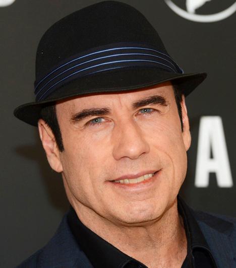 John Travolta  A színész 16 éves fiát kényszerült eltemetni. Jett autista volt és többször epilepsziás rohamot kapott. A fiút azonban a sztár vallása, a szcientológia miatt nem kezeltethették.