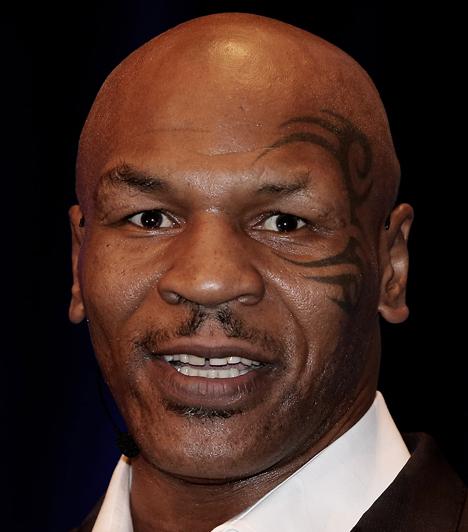 Mike Tyson  A nehézsúlyú bokszoló négyéves kislányát vesztette el 2009-ben. A kicsi belegabalyodott a futópad zsinórjaiba és megfulladt.