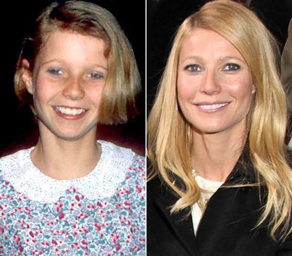 Gwyneth Paltrow 1990-ben szerepelt először színpadon, akkor még csak 18 éves volt.