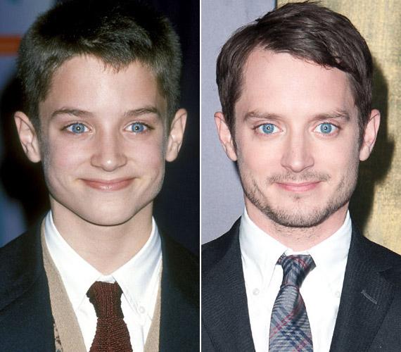 Elijah Wood csak nyolcéves volt, amikor az első filmjében, a Vissza a jövőbe II-ben szerepelt.