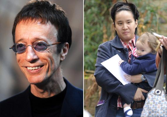 A Bee Gees nemrégiben elhunyt sztárja nyitott kapcsolatban élt feleségével, Dwinával, így a nőt nem zavarta, hogy férje teherbe ejtette házvezetőnőjüket, Claire Yangot. A kislány végül a Snow Evelyn Gibb nevet kapta.