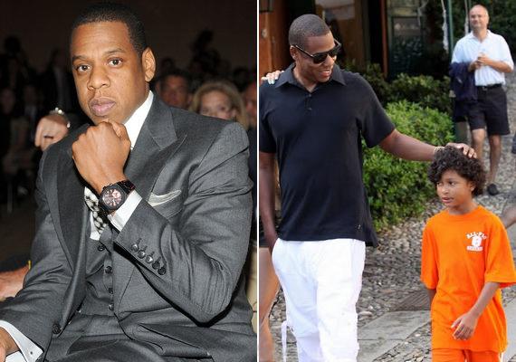 Jay-Z akkor tudta meg, hogy közel egy évtizeddel korábban fia született egy trinidadi modelltől, amikor Beyoncé felvállalta, hogy gyermeket vár a rappertől. Bár az énekesnő kiállt férje mellett, és közel egymillió dollárral elhallgattatták Shenelle Scottot, a nő exférje már nem volt annyira szűkszavú.