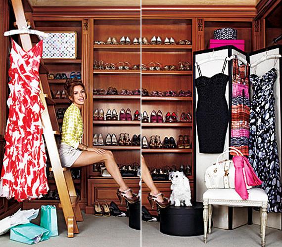 Eva Longoria nemcsak a Született feleségekben, a mindennapokban is divatmegszállott, gardróbja tömve van szebbnél szebb holmikkal.