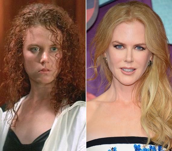 Nicole Kidman hatalmas változáson ment át külsőleg, amióta először göndör fürtös leányzóként felbukkant az Ausztrál expressz című sorozatban. Azóta többnyire egyenes hajjal láttuk, bár éppen nemrégiben vallotta be, kezdi elfogadni haja természetességét, miután 3 éves kislánya, Faith örökölte tőle a göndörséget - és a kicsinek az anyukája is jobban tetszik göndören. Azért a filmekben továbbra is egyenes a haja, bár a Grace: Monaco csillaga című moziban muszáj is volt, hiszen Grace monacói hercegnőt formálta meg.