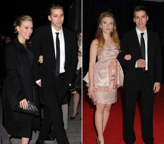 Scarlett Johanssonnak négy testvére van, Huntertől mindössze 3 perccel idősebb.