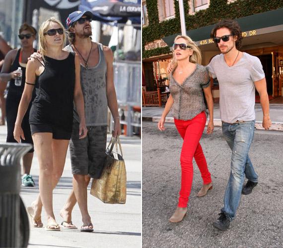 Az 54 éves színésznő, Sharon Stone jelenleg a nála 25 évvel fiatalabb argentín Martin Micával jár.