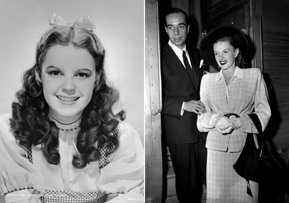 Az Óz, a csodák csodájának Dorothyja, Judy Garland Vincente Minnelli rendezőhöz ment hozzá, akiről csak később tudta meg, hogy a férfiakhoz vonzódik. Vincente kettős életet élt, míg New Yorkban nyíltan vállalta szexualitását, Los Angelesben hűséges férjnek mutatta magát.