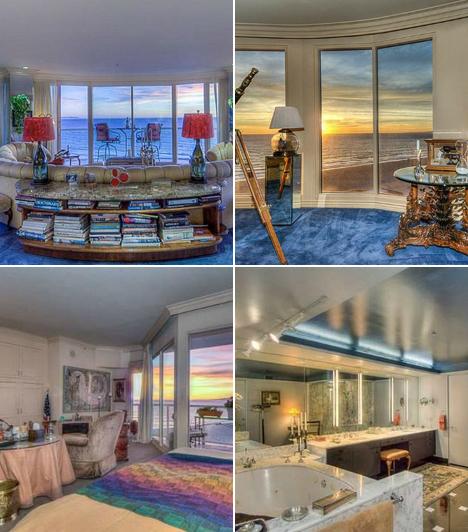 Larry Hagman  Mindenki Jockey-ja halála után családja igyekszik túladni a tengerparti házán, melyet most 5,2 millió dollárért árulnak. A Santa Monica-i házat szerényen csak Heavennek (Mennyország) keresztelték, kilenc hálóval, ugyanennyi fürdőszobával és öt medencével rendelkezik. Kapcsolódó cikk: Lenyűgöző luxus! Nézd meg, hol élt mindenki Jockey Ewingja