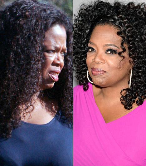 Oprah Winfrey  A világ egyik leghíresebb műsorvezetője a multimilliomos Oprah, aki színészként is helyt állt, a kritikusok magasztalták A komornyikban nyújtott alakítását. Kapcsolódó cikk: Felhagyott a fogyókúrával! A tévés a címlapon mutatta meg alakját »