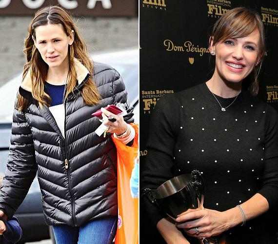 Jennifer Garner éppen a gyerekeivel ment a piacra múlt hétvégén, amikor lefotózták. A 42 éves színésznő még smink nélkül is éveket letagadhatna.