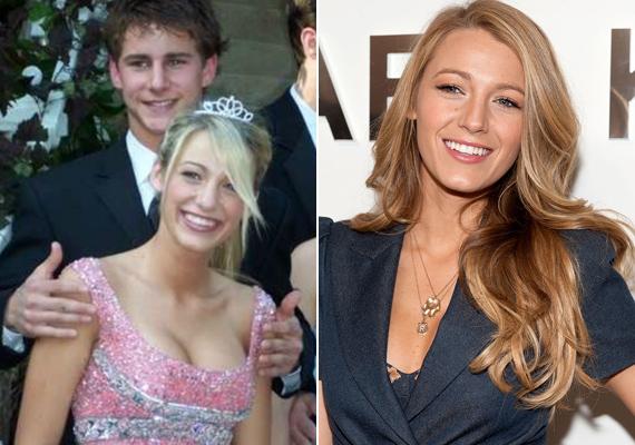 Blake Lively alig változott valamit. Anyukaként is kamaszlányos a színésznő mosolya.