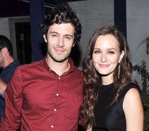 Leighton Meester mindössze három hónap járás után ment hozzá titokban Adam Brodyhoz 2014 februárjában, ami azért volt meglepő, mert nem sokkal előtte a színész még Rachel Bilson kedvese volt.