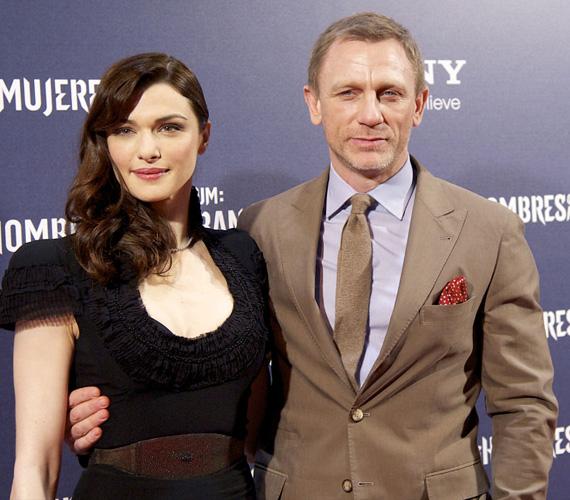 Rachel Weisz és Daniel Craig egy barátjuk házában házasodtak össze 2011 júniusában. A színésznő később elárulta, hogy már régóta jó kapcsolatot ápolt a színésszel, és az esküvő csodálatos biztonságérzetet ad neki.