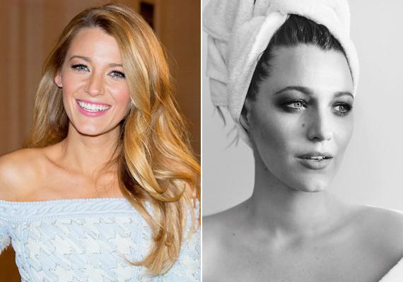 Blake Livelyt nem először fotózta Testino. A Vogue, a Marie Claire és Allure magazin címlapjain dolgoztak együtt.
