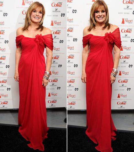 Linda Gray                         Szinte hihetetlen, hogy Linda Gray már betöltötte a 70. életévét, a Dallas egykori Samanthája ragyogóbban néz ki, mint annak idején a nagysikerű sorozatban. A színésznő a 2010 februárjában, New Yorkban megrendezett Red Dress Collection Fashion Show alkalmával lépett a kifutóra, bebizonyítva, hogy még érett korban sincs szégyelnivalója egy igazi nőnek.                         Kapcsolódó cikk:                         A Dallas Samanthája 70 fölött is a kifutó királynője »