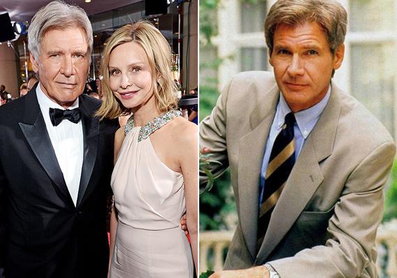 Harrison Ford 1993-ban volt 51 éves, annyi idős, mint a felesége, Calista Flockhart most. El kell ismerni, a Star Wars sztárja rendkívül sármos volt.