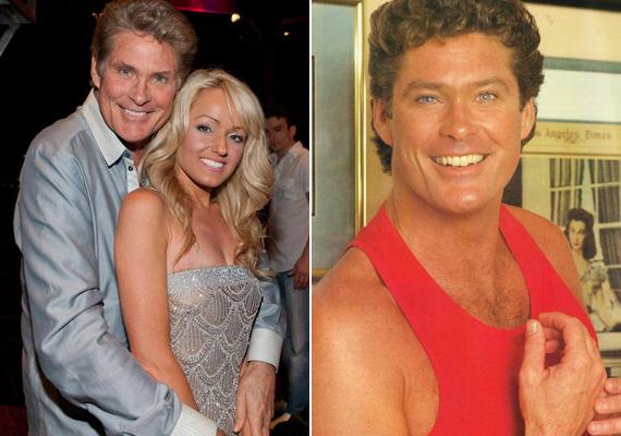 David Hasselhoff és Hayley Roberts kapcsolatának sem jósoltak hosszú jövőt. A pár között 30 év van, így nézett ki a Baywatch vízimentője 33 évesen - ennyi idős Hayley most.