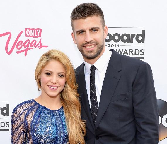 Szinte hihetetlen, de Shakira és sztárfocista férje, Gerard Piqué között is kilenc év a korkülönbség - ráadásul a kolumbiai énekesnő javára.