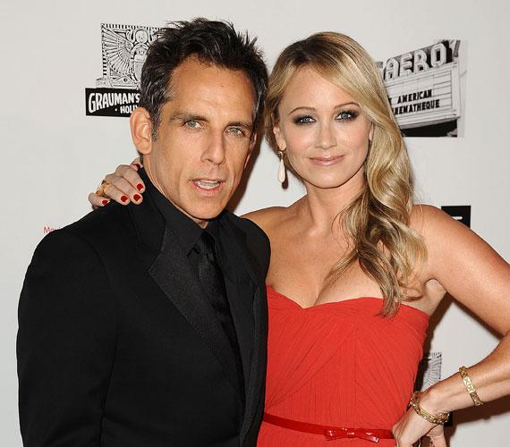 A 49 éves Ben Stiller, aki leginkább vígjátékokban csillogtatja kissé fura humorát, egy igazi bombázó kolléganőjével jött össze. Christine Taylor 43 éves és szintén színésznő, olyan filmekben játszott, mint a Nászfrász, a Zoolander vagy a Nászok ásza. 2000-ben házasodtak össze, két gyermekük van, egy fiú és egy lány.