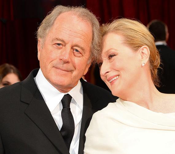 Meryl Streep 1978-ban ismerkedett össze művész kedvesével, Don Grummerrel, miután párja, John Cazale elhunyt. Még abban az évben kimondták az igent, lassan 40 éve tart a házasságuk.