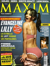 8. Evangeline Lilly