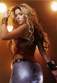 5. Shakira