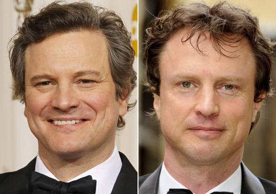Colin Firth testvére, Jonathan is színész, leginkább tévéfilmekben és sorozatokban szerepel.