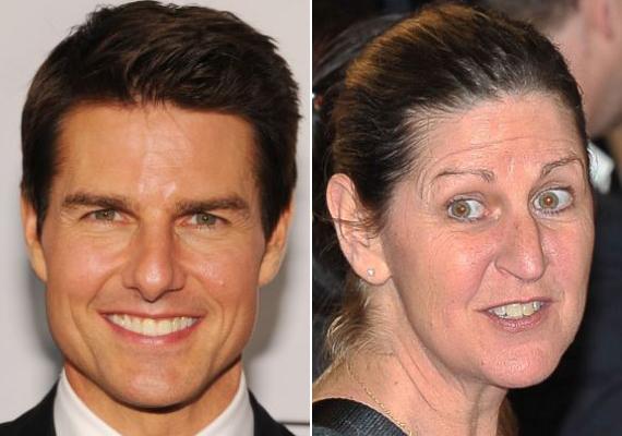 Tom Cruise testvére, Lee Ann újságíróként dolgozik.