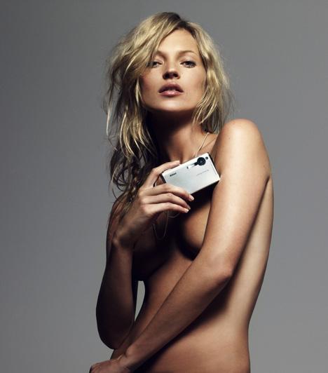 Kate Moss  A brit szupermodell 1988 óta több mint 300 magazin címlapján szerepelt. Calvin Klein egykori üdvöskéje mostanában züllött életmódjával hívta fel magára a figyelmet, ám még 2005-ös kokainbotránya sem törte derékba sikeres karrierjét.