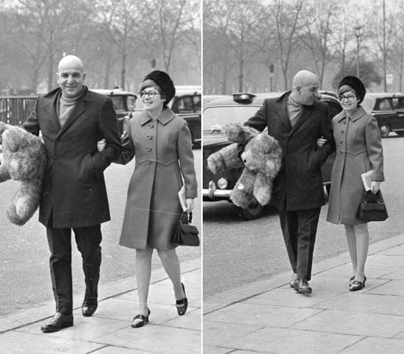 Telly Savalas második felesége Marilyn Gardner volt, aki 14 év házasság után 1974-ben vált el tőle.