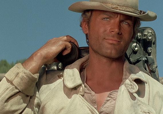 Az 1973-as Nevem: Senki forgatásakor 34 éves volt, és már ennyi idősen az egyik legnépszerűbb olasz színésznek számított.