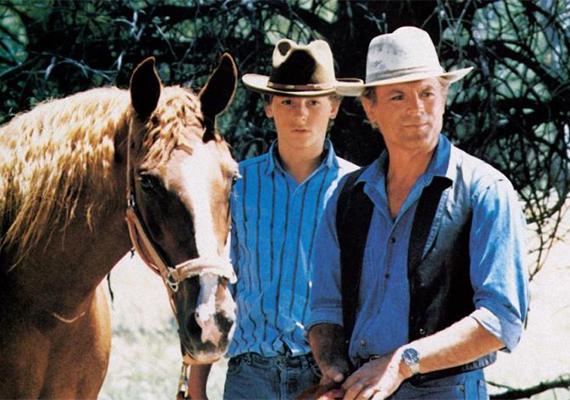 Az 1987-es, A keményfejű című filmet fiával, Ross-szal készítette, aki később tragikus balesetben elhunyt.