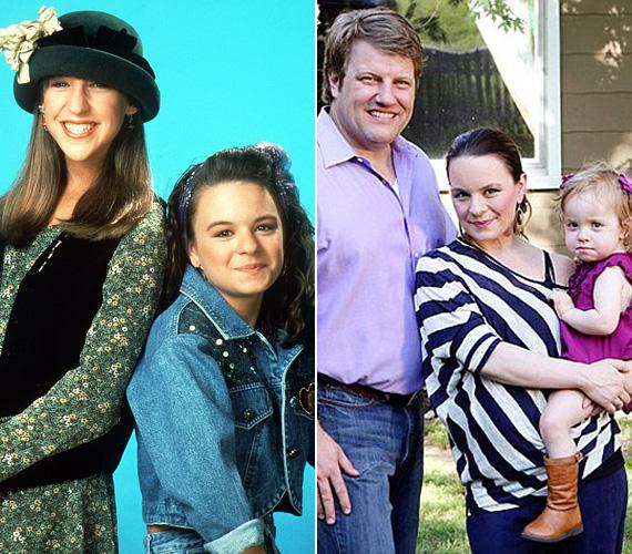 Jenna von Oy a Blossom sorozattal lett ismert Six LeMeure szerepében - az 1990 és 1995 között forgatott szériát nálunk 1998-ban, a Walt Disney bemutatja műsorban vetítették, a kezdetekkor 13 éves Jennával. A színésznő most is szerepel sorozatokban, de inkább epizódszereplőként. Már van egy gyermeke, a kétéves Gray, a babát pedig novemberre várják.